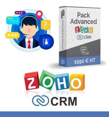 "ZOHO CRM - Pack ""Advanced"""